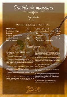 Agrégale una cucharada de alegría a tu día con nuestras recetas de familia. Prepara nuestra deliciosa Crostata de Manzana.