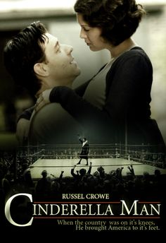 Cinderella Man. It's not a story about giving up, it's a story about fight the life