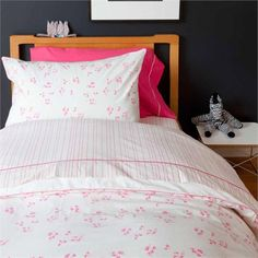@rosenberryrooms is offering $20 OFF your purchase! Share the news and save!  Pretty with Pink Twin Duvet Cover #rosenberryrooms
