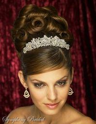 Dazzling Swarovski Crystal Headpiece Tiara