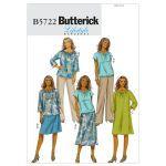 Simplicity Pattern 4552-Misses'/Women's Skirt, Cropped-Sz 20W-28W at Joann.com