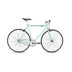 Other Fitness Technology 44076: 6Ku Milan-1 Fixed Gear Single Speed Urban Fixie Road Bike BUY IT NOW ONLY: $259.0