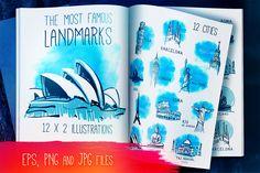 12 Famous Landmarks