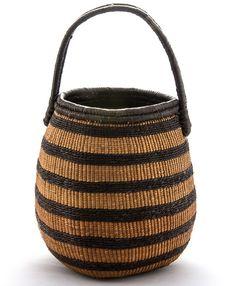 :: African gathering basket