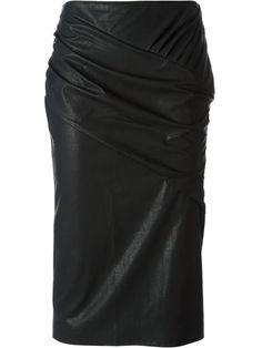 Купить MSGM юбка со сборками в Voga Farfetch предлагает товар из лучших независимых бутиков со всего мира.