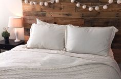 Go back to your roots and slip into the purest organic cotton bedding—undyed and perfectly unique, just as Mother Nature intended.