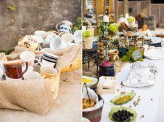 So awesome - Real Wedding: Rustic Mountain Wedding