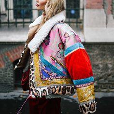 Cool Street Fashion, Look Fashion, Winter Fashion, Fashion Outfits, Womens Fashion, Fashion Design, Fashion Trends, Unique Fashion Style, Fashion Tips