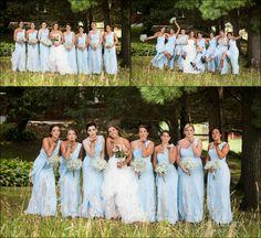 Bride & Bridesmaids Photos   Country Wedding Photographer   Lucy Schultz Photography
