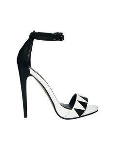 ASOS HELLRAISER Heeled Sandals