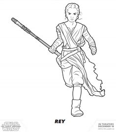 Lego Star Wars Luke Skywalker coloring page from Lego Star