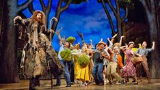 William Ivey Long Costumes big fish | Big Fish' at the Neil Simon Theatre, New York