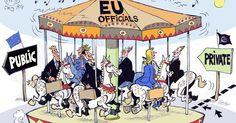 Verkaufen Sie unser Gemeinwohl nicht an Goldman Sachs, Herr Barroso!  European Commission Intro  Der frühere EU-Kommissionspräsident Barroso hat bei Goldman Sachs als Berater angeheuert – ausgerechnet bei der Bank, die in der Finanzkrise 2008 eine besonders unrühmliche Rolle gespielt hat. Seine ausgezeichneten Kontakte zur Kommission wird Barroso nun für das Geldhaus zu nutzen wissen.