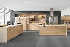Alno Kitchens - ALNOSTAR NATURELINE