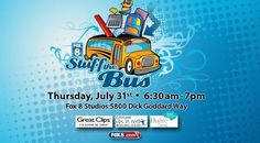 FOX 8 Stuff the Bus: Your chance to support students just days away