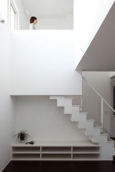 近江八幡の家 - Works - 滋賀県 建築設計事務所 建築家 ALTS DESIGN OFFICE (アルツ デザイン オフィス)