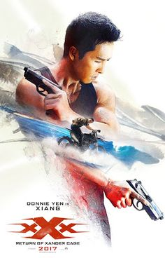 New Character Posters For xXx 3Surface Online     Against all odds and thats including a middling sequel that almost sentenced the action series to an early grave Xander Cage is gearing up for an appropriately flamboyantcomeback in 2017 with the release of xXx: The Return of Xander Cage.Heralding Vin Diesels return as the title character The Return of Xander Cage is packed to the rafters with a truly eclectic cast and features everyone from Ruby Rose to Neymar Jr. the Brazilian playmaker…