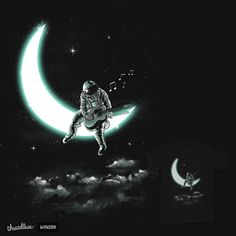 The Moon Song design up for scoring at Threadless please vote 5 guys, now you can fund this design and use this code P99N74 to have a $5 off. Thanks a lot  https://www.threadless.com/designs/the-moon-song