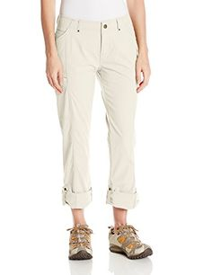 Royal Robbins Womens Discovery Roll Up Pants Quartz 14 Regular * Details can be found by clicking on the image.(This is an Amazon affiliate link and I receive a commission for the sales)