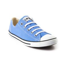 Womens Converse All Star Dainty Athletic Shoe