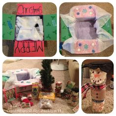 L♥ve From Home: Be Inspired Series: Christmas Care Packages - Day 1