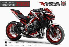 Z900 design concept by TTBIGBIKEDESIGN
