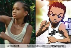 Jayden Smith looks like Riley Freeman