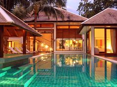 Ban Suriya : Lipa Noi : Koh Samui Villas - Thailand Villas