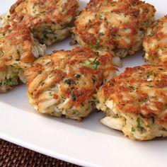 Maryland Crab Cakes Recipe - Key Ingredient