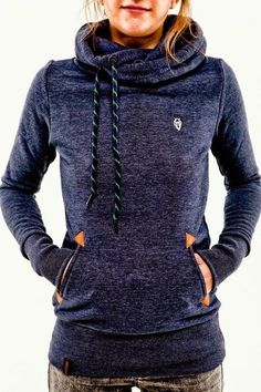 Warm Hoodie For Women's