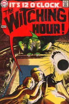 Horror Comics | Fantasy Art Class: HORROR COMICS