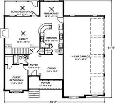 80 best Dream House Plans images on Pinterest | Dream home plans ...