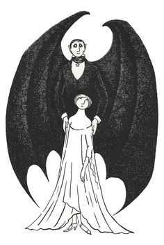 Happy birthday today to the late, much-lamented genius. Edward Gorey.