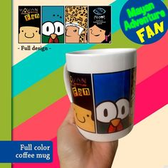 Fan Mug. It could be personalized!