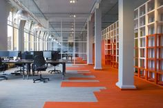 Sterk Werk Communication Group Office by SchilderScholte Architects, Rotterdam » Retail Design Blog