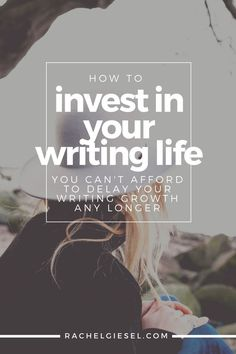 If you want to grow as a writer, you have to put in some work. You have to learn about craft, you have to lay the proper mental foundation, you have to get the writing done consistently, again and again. There are TONS of avenues to help you grow as a writer, and many of them are free. But when you're ready to take your writing to the next level, you're going to have to invest. And this is where a LOT of writers get unnecessarily held back. One of the biggest myths I see from writers all