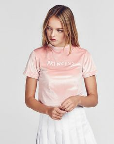 Lazy Oaf Princess T-shirt - Summer 2016 - Seasons - Womens