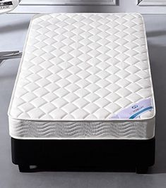 """The comfort 6"""" mattress by Home Life holds true to its promise it is designed to keep your vertebrae supported. We owe this to comforts 480 tempered steel independently-encased coils which creates an equal weight distribution to help relieve any pressure points along your neck shoulders... more details available at https://furniture.bestselleroutlets.com/bedroom-furniture/mattresses-box-springs/mattresses/product-review-for-home-life-comfort-sleep-6-inch-mattress-greenfo"""