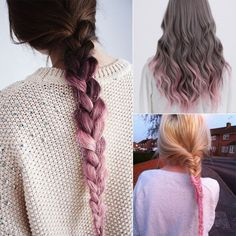 pink ombre braids black pink ombre braided hair styles