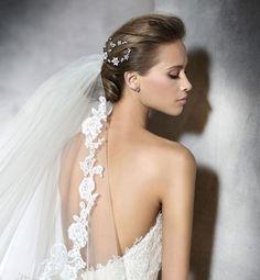 Les 60 plus belles coiffures de mariée 2016 Image: 52