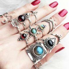 Dixie rings