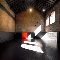 Churtichaga + Quadra-Salcedo arquitectos, Fernando Guerra / FG+SG · Cinema Center in Matadero de Legazpi