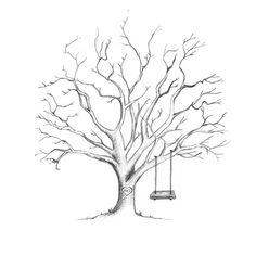 al rev/és The Crafters Workshop Plantilla de Ramas de /árboles