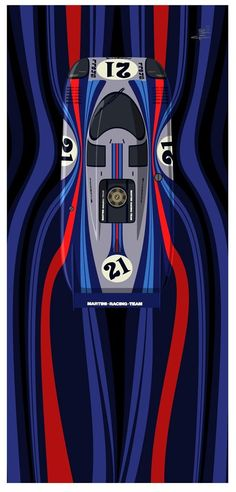 The Porsche 911 is a truly a race car you can drive on the street. It's distinctive Porsche styling is backed up by incredible race car performance. Auto Poster, Car Posters, Porsche Autos, Porsche Cars, Vintage Racing, Vintage Cars, Sport Cars, Race Cars, Auto Illustration