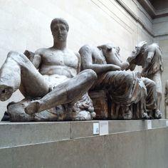 Parthenon, British Museum