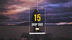 Drop Tags V 4 - VideoBlocks
