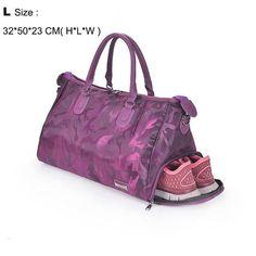 40c2e2092f Fitness Shoulder Gym   Shoes Bag