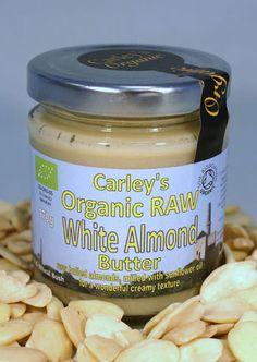 Unt de Migdale Decojite Organic Presat la Rece, 170 g Butter Mill, Nut Butter, Almond Butter, Organic Nuts, White Almonds, Raw Nuts, Almond Nut, Coffee Cans, Canning