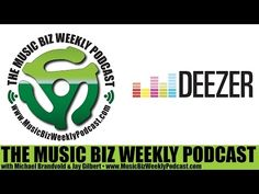 Ep. 245 Deezer Launches in the US, Soundcloud For Sale? This Week's Music News | Michael Brandvold Marketing