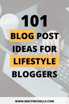 Are you looking for ideas for upcoming lifestyle blog posts? Here is a list of over 100 ideas to help you out!  #LifestyleBlog #LifestyleBlogger #Blogger #BloggerTips #BlogPostIdeas #BlogPosts #LifestyleBlogPostIdeas